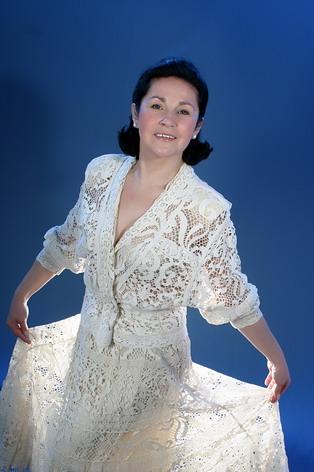 Pitti Katalin operaénekesnő